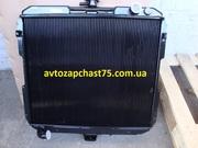 Радиатор Валдай ,  Газ 31105